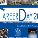 """""""Career Day"""", all'Università di Siena passa il mondo del lavoro"""