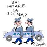 Manifestazione delle forze dell'ordine, oggi gli indignati sono loro