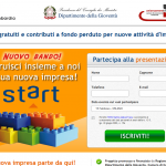 START, soldi per avviare nuove imprese