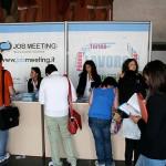 Job Meeting, a Roma gli studenti incontrano le aziende