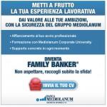Family Banker, Mediolanum ne cerca 300