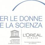 Premio L'Oréal Italia per le donne e la scienza, 5 borse di studio