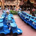 Walt Disney World cerca camerieri italiani