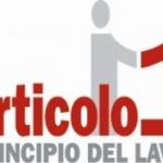 Articolo 1, selezioni in Campania