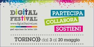 Digital-festival a Torino