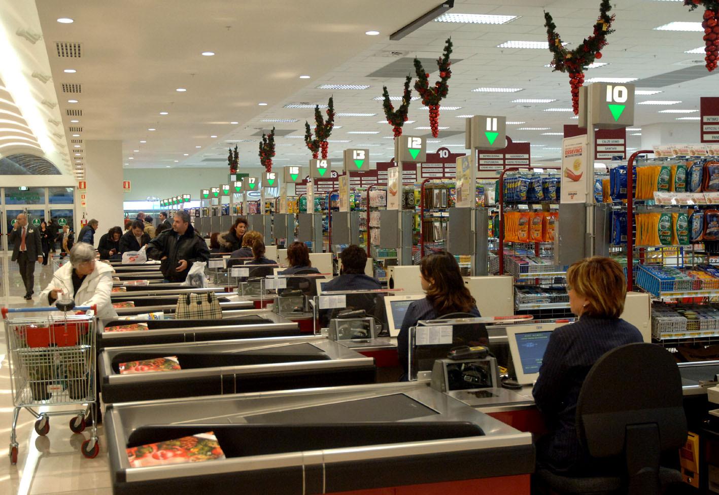 Esselunga tutte le posizioni aperte risparmio lavoro for Supermercati esselunga in italia
