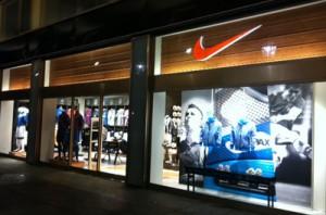 lavoro Nike