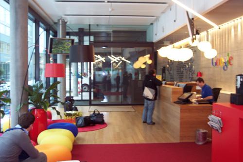 Google specialisti e tecnici per la sede di milano for Lavoro a milano
