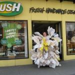 Negozi Lush nuove opportunità di lavoro