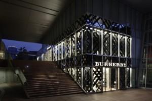 Assunzioni Burberry