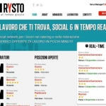 Rysto.com, il social che trova lavoro