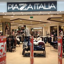 Piazza Italia lavoro