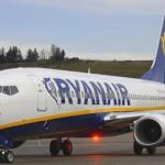 Ryanair, selezioni per personale di bordo