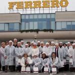 Ferrero, assunzioni in corso