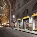 K-Way, ricerche per un nuovo negozio a Roma