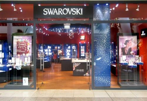 Swarovski-lavoro